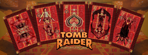 | TOMB RAIDER - CARD DESIGN CONTEST| by Keifus