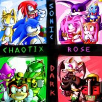 .:Sonic Heroes:. by Blue-Chica