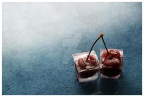 Ice Cherries by ankl