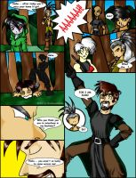 An Elves' Tale - Page 36 by GhostHead-Nebula
