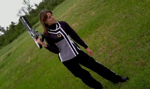 Commander Shepard Cosplay Full by RebelATS