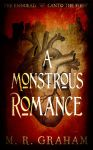 A Monstrous Romance - Cover 2 by QuiEstInLiteris