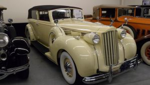 '39 Packard 12 Model 1708-2 by hankypanky68