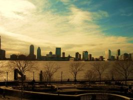 New Jersey View by jessicarosephotos
