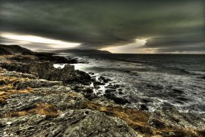 Machrihanish Bay by crowthius