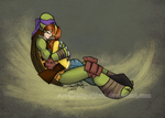 TMNT::Apritello Cuddles:: by Jivra