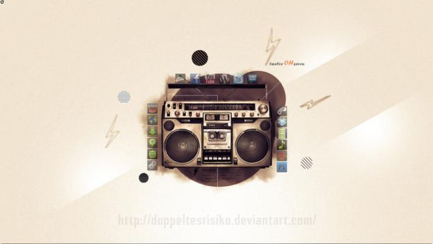 Avia Ghettoblaster' MAY 11 by DoppeltesRisiko