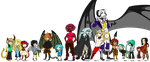 VSC Act 3 Zallion Group Shot by HalfAngelReject