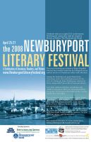 NBPT Literary Festival Poster by MysticNeonGLow