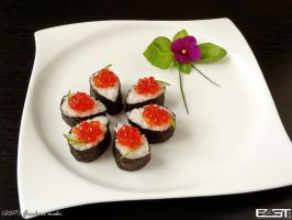 Gunkan maki by PaSt1978