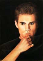 Paul Wesley IV - TVD by TomsGG