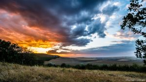 Awesome sunset by DanielComan