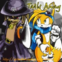 To Evanstanley: Tails Away by QTStartheHedgehog