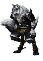 Wolf warrior by orochi-spawn