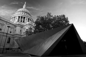 Pyramid at St Pauls by step-hent