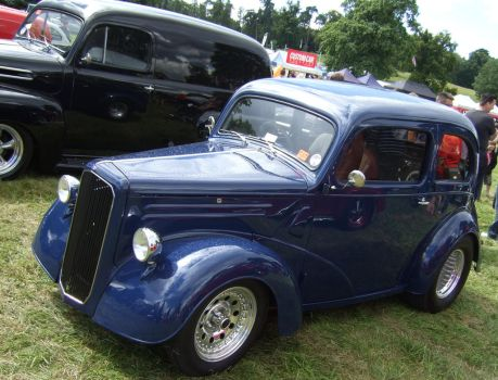 hot rod show   old Walden 4 ford by Sceptre63
