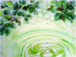 Green water by diana-0421
