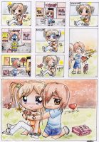 A chibi Love Story by KaaMiLa
