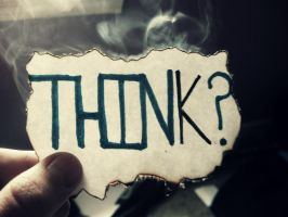 Think? by FreeTheSanity