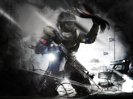 Homefront Wallpaper by karriu