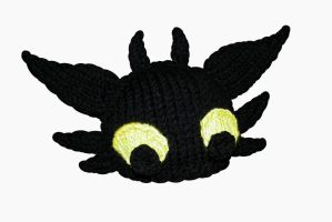 Toothless Hat - Adult by TheSleepyRabbit