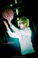 Shintaro Midorima by fritzfusion