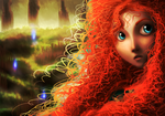 Brave - Merida by AngelLust155