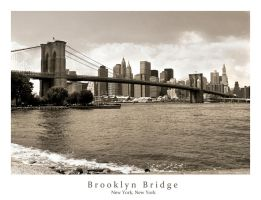 Brooklyn Bridge 2008 by imaginee
