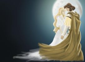 Swan Princess: Wedding by swanprincessfan