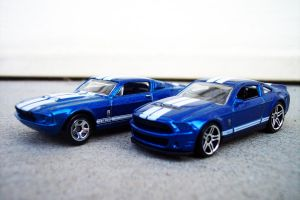 Mustang Generations II by ky9272