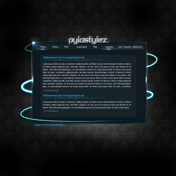 New Portfolio by Pylostylez