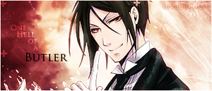 One Hell of a Butler by LuVCHiBiDeSu