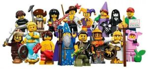 Lego Collectable Minifigure Series 12 Review by TGN2014