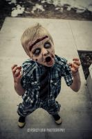 Zombie boy by ashleylawphotography