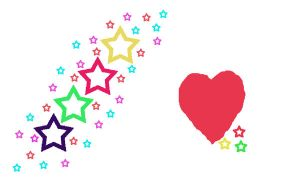 stars and hearts by orcalover165