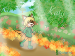 Gift: Katycat14 by Chicherino