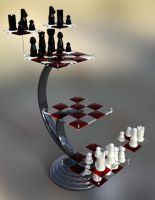 3dChess Iray by timberoo