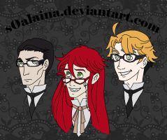 Coworkers by s0alaina