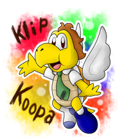 New FC: Klip Koopa by SuperLakitu