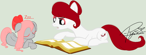 Not a bed-time story by PyscoSnowflake