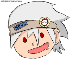 Soul Eater is hungry by r21Rodd