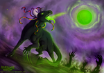 .:Sythe The Demon:. by Discrollwolf