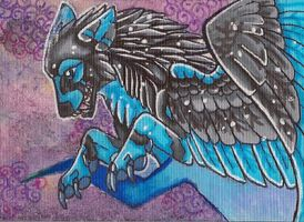 ACEO - Thunder by awaicu