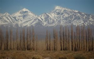 Snowy Peaks 1210063 by StockProject1