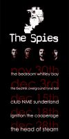 The Spies Flyer by haighy