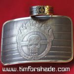 MadMax Fury Road set (belt buckle and ring) by TimforShade