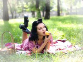 Pin-up picnic by mysteria-violent