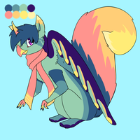 Design trade with racotaco by Barabi