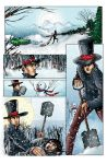Frosty the Snowman Pg 3 by SarahPerryman