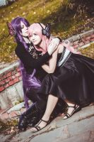 MAGNET Luka+Gakupo (Vocaloid) 4 by Akaomy